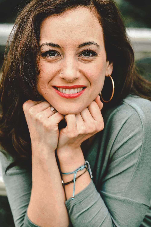 Portrait von Ramona Schlenker